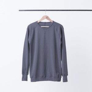 <Transition Equipment> CREW NECK L/S TEE (SPORTWOOL by Bishu)
