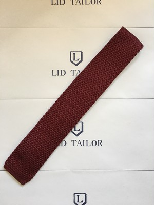 Lid Tailor Original Knit tie
