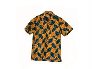 アロハシャツ(オレンジ・実)