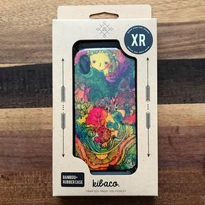 iPhoneXR専用バンブーケース