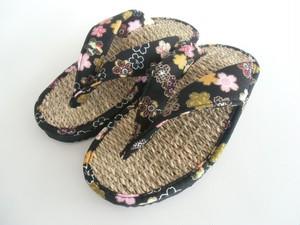 つぼ幅広 舞桜黒