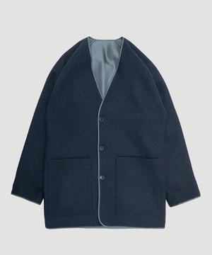 OAMC Andre Liner, HT Wool/Silk NAVY OAMP43391