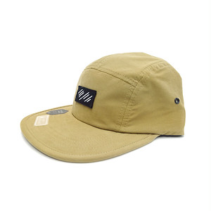 scar /////// BLOOD NYLON CAMP CAP (Khaki)