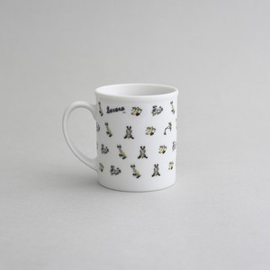 7WD - banana slug mug