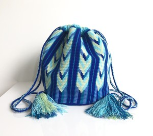 ワユーバッグ(Wayuu bag) Luxe line Backpack