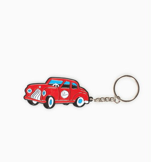 by Parra - toy car keychain