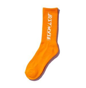 Socks - LOGO/ORANGE