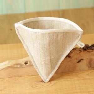 ヒマラヤンヘンプ コーヒーフィルター M(円錐タイプ)