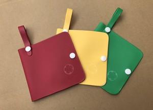 301ギニア国旗3色セット Mask Case _Guinea National Flag Set