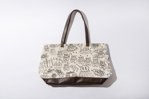 CRASTY TOTE BAG