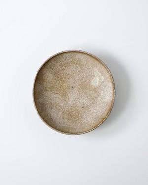 Etsuji Noguchi / 茶トラ 7.5寸平皿
