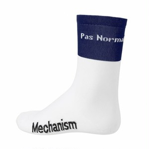 PNS / LOGO SOCKS - BLOCK NAVY