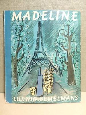 MADELINE'S / ルドウィッヒ・ベーメルマンス(LUDWIG BEMELMANS)
