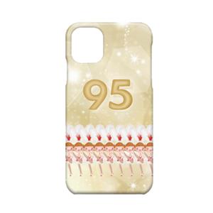 【スマホケース(マットタイプ)】《95》ラインダンス  ( iPhone11 )