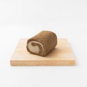 【グルテンフリー】佐賀県産米粉100%使用 焙煎ほうじ茶ロール