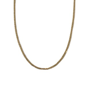 【GF1-55】20inch gold filled chain necklace