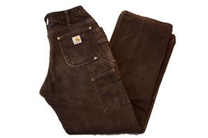 USED Carhartt Double knee pants  Women6