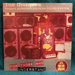 LP / The Disciples / For Those Who Understand
