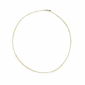 【GF1-31】18inch gold filled chain necklace