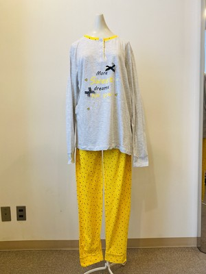 【TUTTINTIMO】プリント パジャマ (021-288 C)