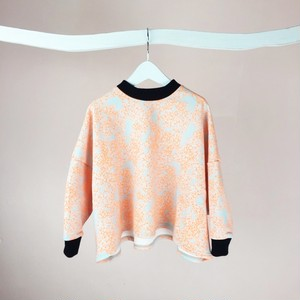 4PATTERNS DOLMANSLEEVES SWEAT TP