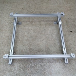 太陽光パネル一枚専用 DIY組み立てアルミ架台