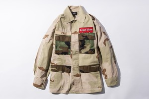 CUSTOM ARMY JKT T-6