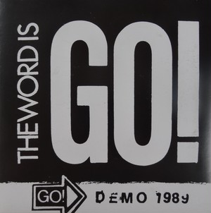 "GO! - The Word Is Go! 7""EP"