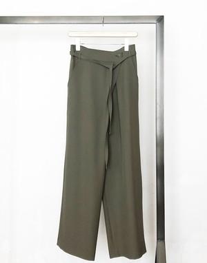 【's】easy wrap pants (送料無料)