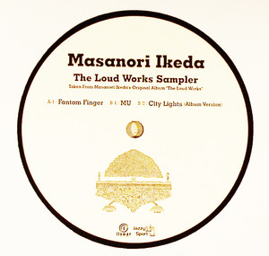 "【12""】Masanori Ikeda - The Loud Works Sampler"
