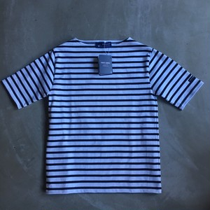 Saintjames セントジェームス / OUESSANT SHORT SLEEVE SHIRTS ウェッソン 半袖