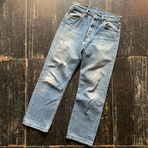 Euro Vintage Levi's501 Denim Pants