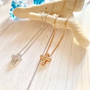 Mini zirconia Necklace
