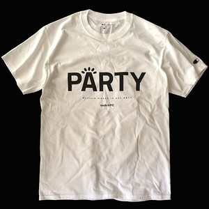 PARTY(not ARTY)■限定Tsh(WHITE)