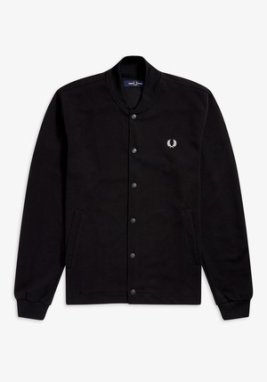 FRED PERRY:BOMBER NECK TRACK JACKET