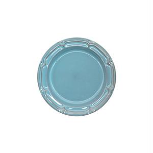 Koyo ラフィネ リムプレート 皿 16cm アンティークブルー 15987108