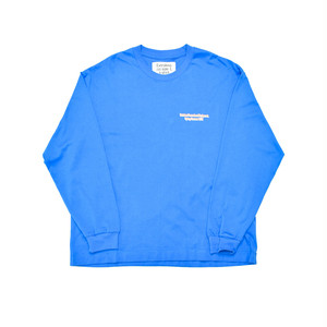 EXTRALESS Recreational L/S Tee Blue EX19SS0003