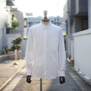 Alport ( White Denim ) Shirt