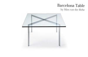 バルセロナテーブル