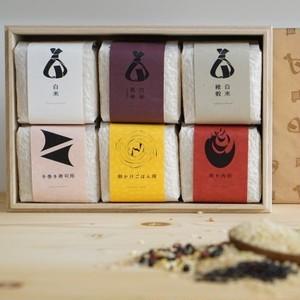 【特別なものを贈りたいあの方へ】北海道米の詰め合わせ