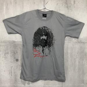 【送料無料 / ロック バンド Tシャツ】 FRANK ZAPPA / Men's T-shirts Gray M フランク・ザッパ / メンズ Tシャツ グレー M