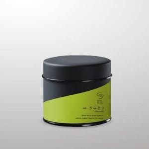 さみどり - 碾茶 - 30g(茶缶)