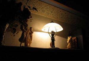 電球交換や引掛シーリング照明器具の注意点、メンテナンス清掃 N2006
