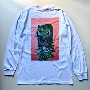 Tiger Long Sleeve (White)