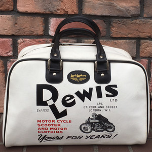 Lewis Leathers Holdall Bag