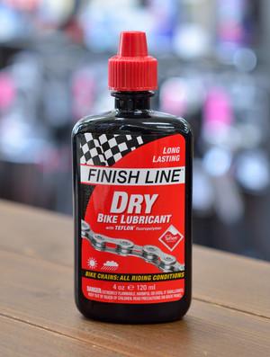 "FINISH LINE "" Dry Bike Lubricant"" 120ml"