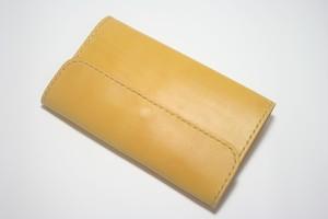 オーダーメイド 通帳ケース w/カードポケット 通帳ポーチ 通帳カバー