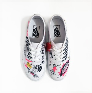 ward vans authentic US5.5