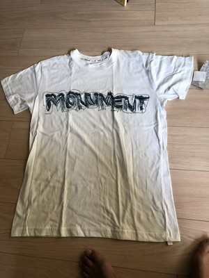 MONUMENT. T shirt   men's