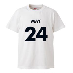 5月24日